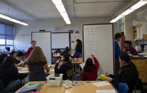 Accommodating for academic success: New AVID course is offered for freshmen