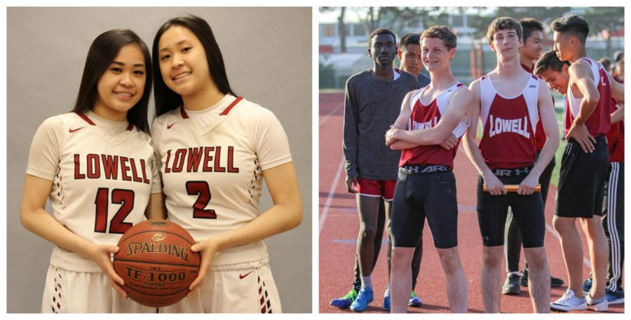 Twinning is winning: Two pairs of twins share their athletic experience