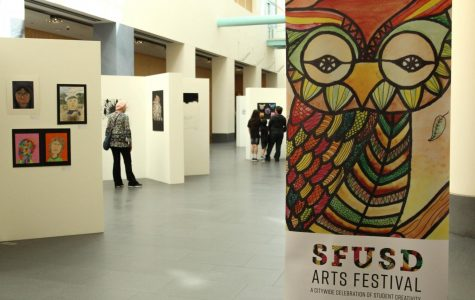 Beyond the canvas: Four SFUSD Arts Festival participants share the process behind their work