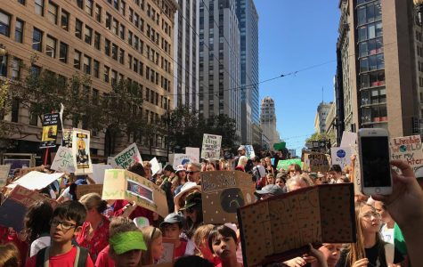 PHOTOS: Students strike for climate justice