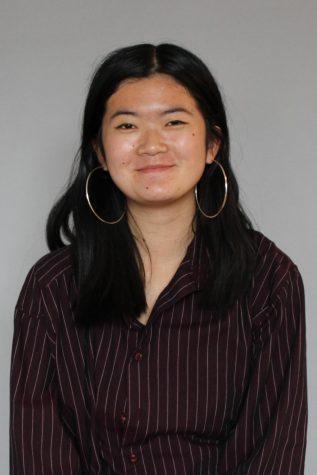 Photo of Sarah Liu