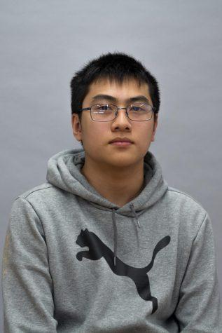 Photo of Wilson Zhu