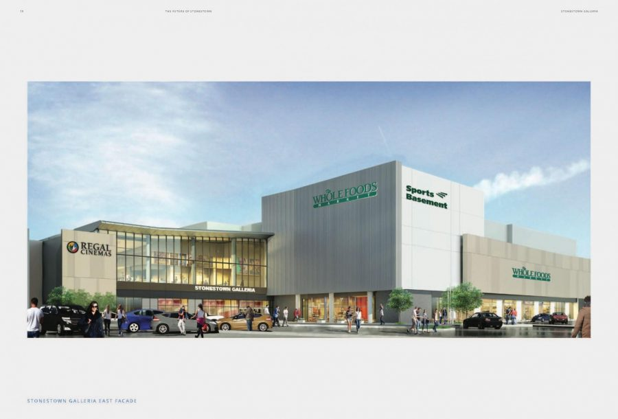 Expected additions to Stonestown Galleria