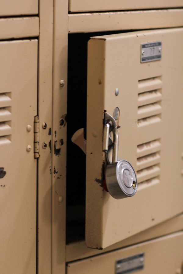Leaving PE lockers unlocked leads to over 90 percent of locker room theft, according to Beauvais.