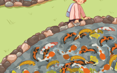 Small fish, big school
