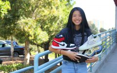 Not just for kicks: Sophomore runs her own sneaker reselling business
