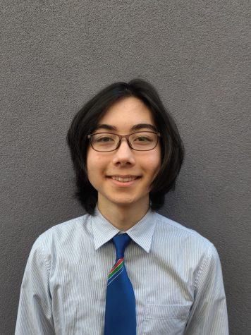 Photo of Issac Fukumura-White