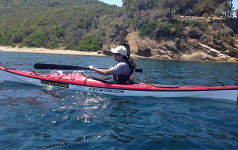 Special Education Teacher Makes History As First Blind Person to Kayak From Europe to Asia