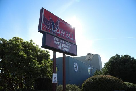 Lowell admissions proposal for the 2021-22 school year divides San Francisco