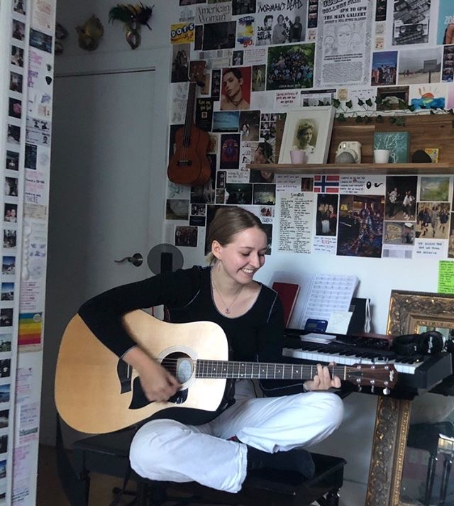 HIDDEN GEMS OF LOWELL: Songwriter Martine Kolderup-Lane