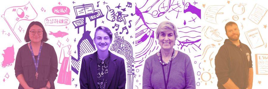 New year, new staff: Meet your new teachers, part 4